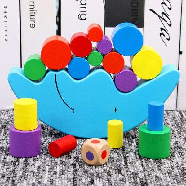 đồ chơi xếp gỗ