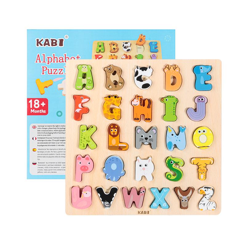 Đồ chơi giáo dục bảng chữ cái